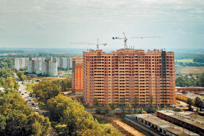 Квартиры в Новой Москве стоят на четверть дороже подмосковных