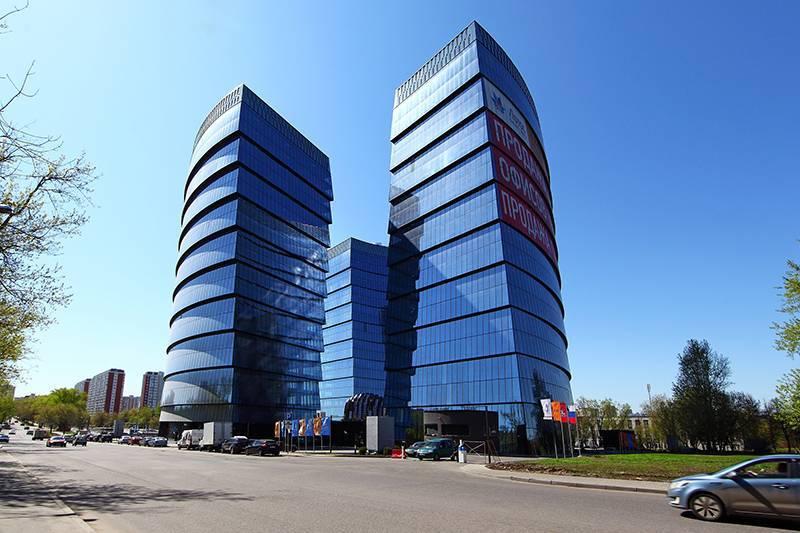 Назначены эксклюзивные консультанты по продаже башни «В» в БЦ «Лотос»