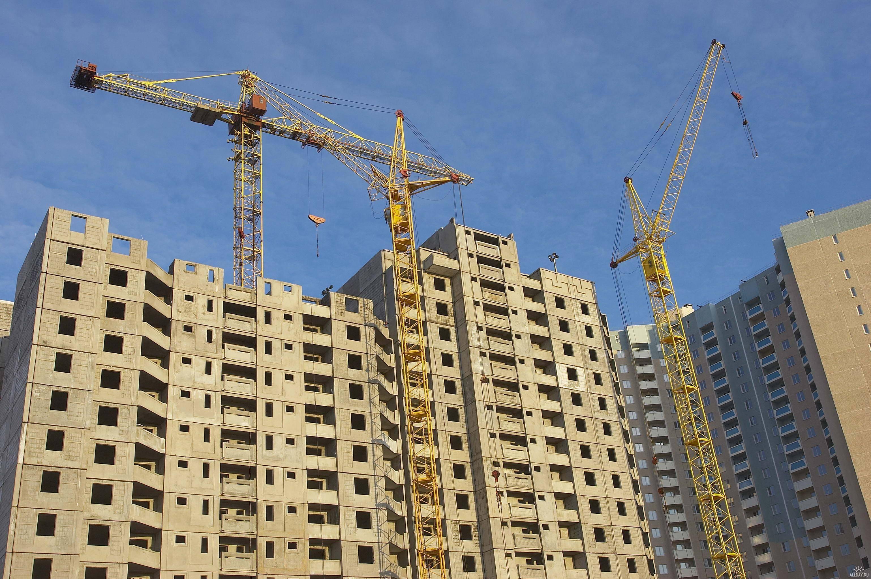 В России удвоилось количество строителей-банкротов