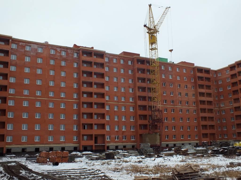 Порядка 30 московских новостроек могут стать проблемными объектами