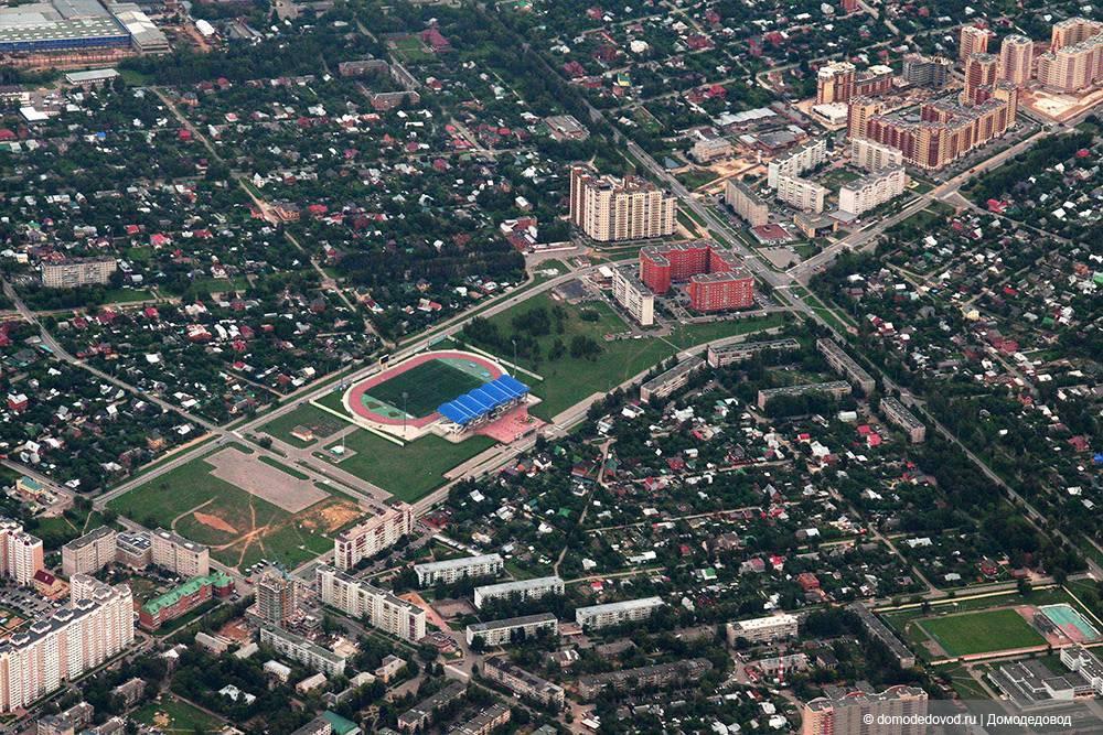 Рядом с аэропортом Домодедово обнаружены квартиры за миллион рублей