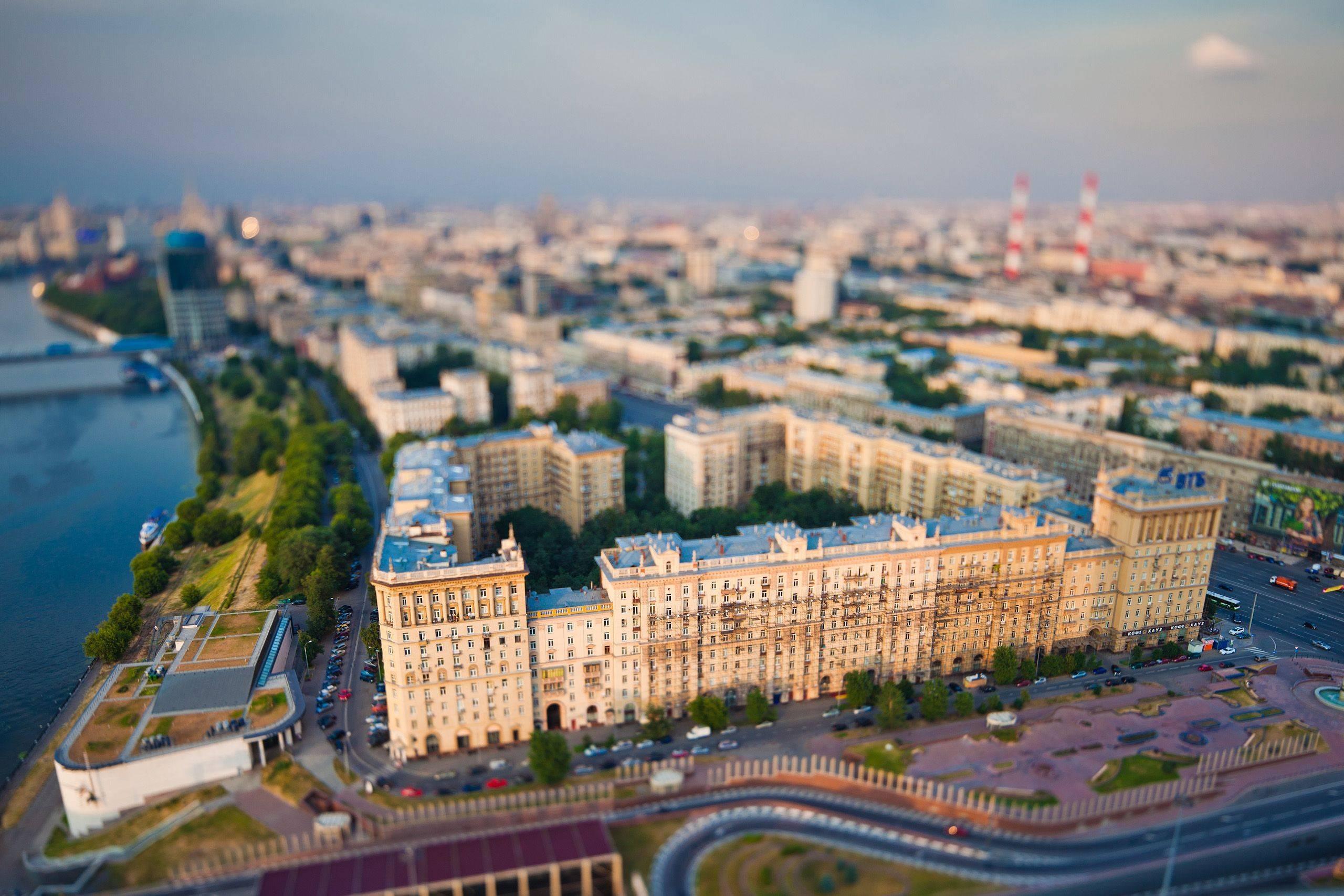 В Москве разработают новые градостроительные концепции для 11 округов