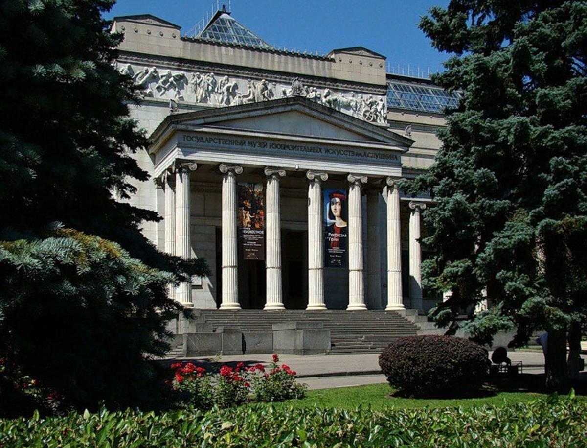 В Музейном городке ГМИИ им. Пушкина вводят комплексную систему безопасности