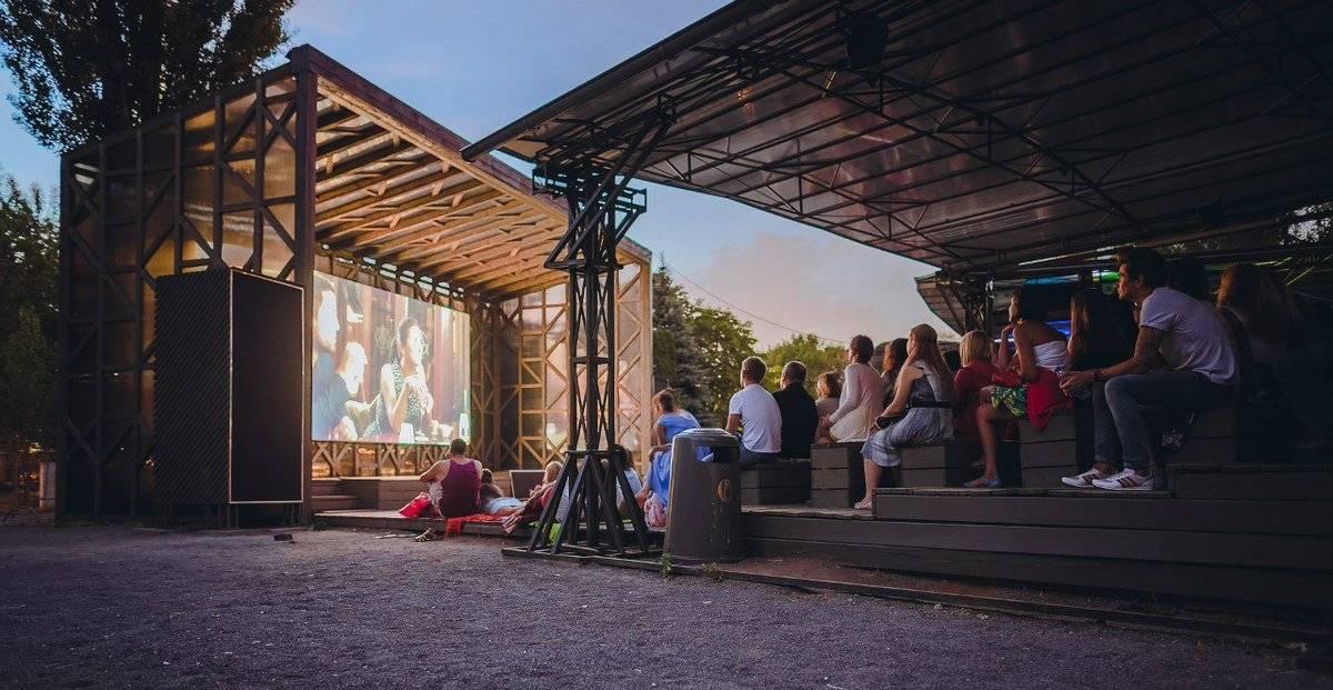В День города центр столицы превратится в уличный кинотеатр