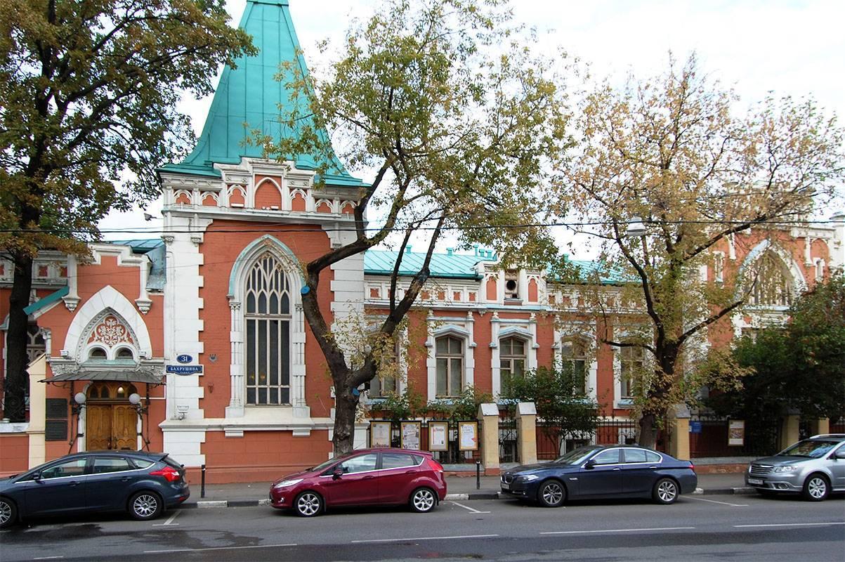В Москве появится театральный квартал