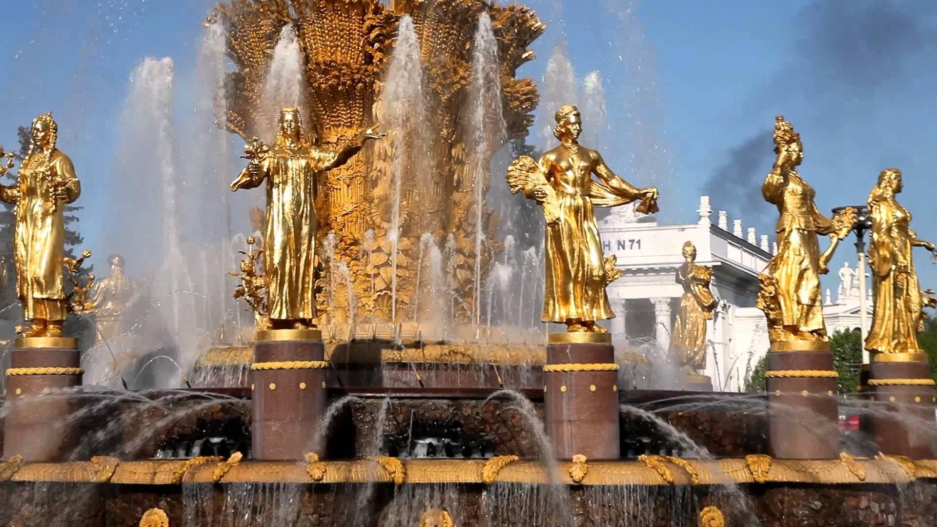 В Москве завершается сезон фонтанов