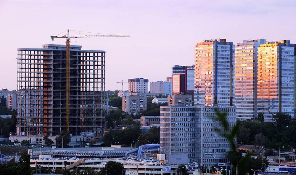 За 4 года в новейшей российской столице построили 10 млн «квадратов»