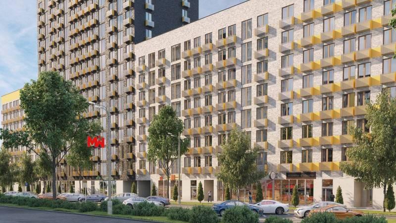 ГК «Гранель» открывает продажи в ЖК «Москвичка»