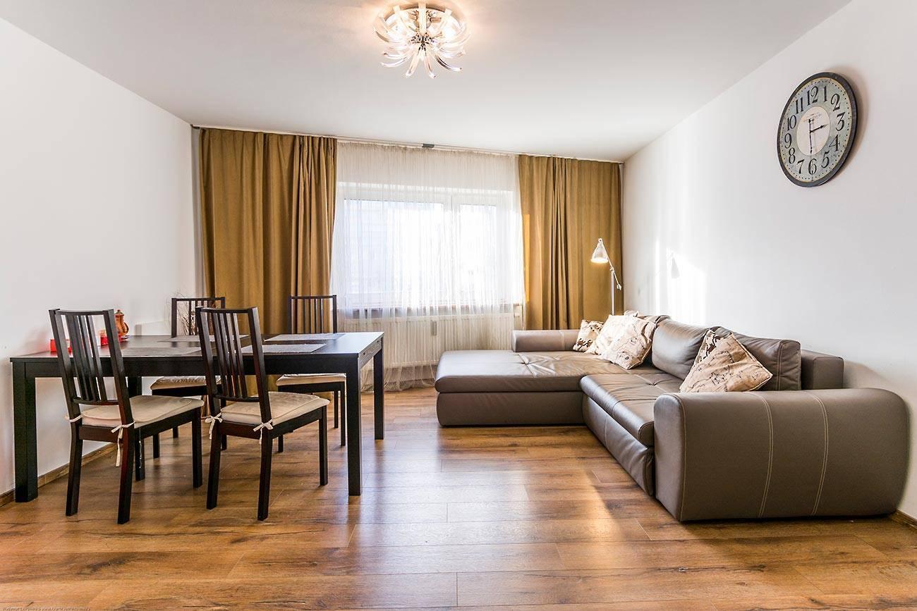Россиянин на одну свою зарплату может арендовать полторы квартиры