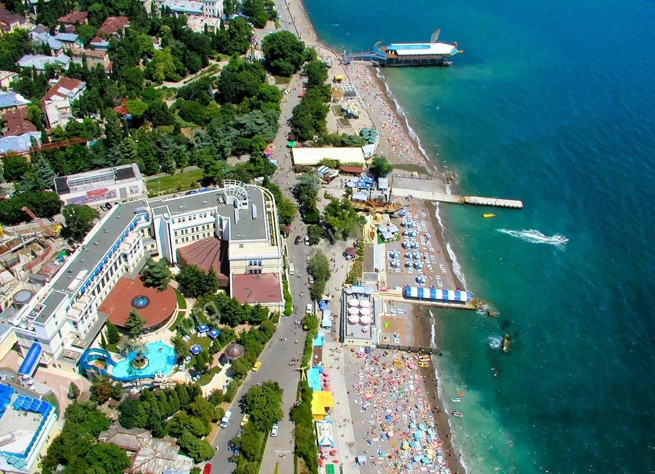 Скатились вниз цены на крымские квартиры