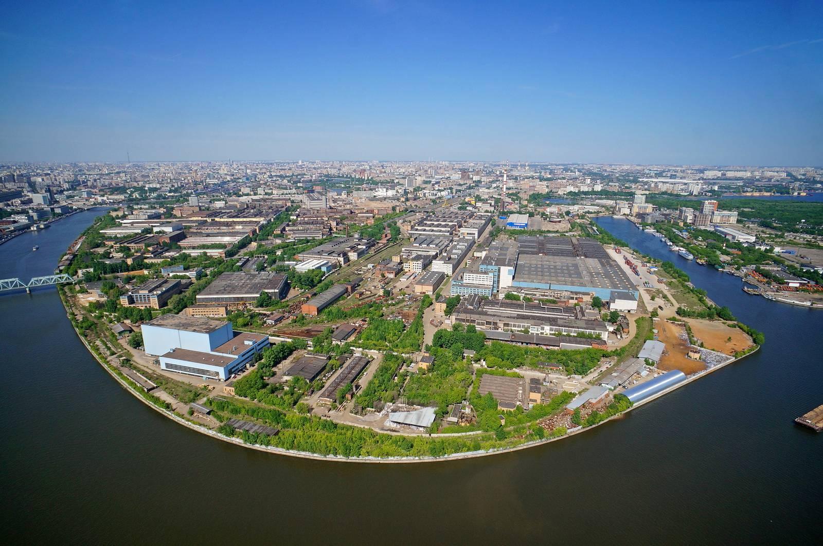 На Москве-реке появится плавучий бассейн