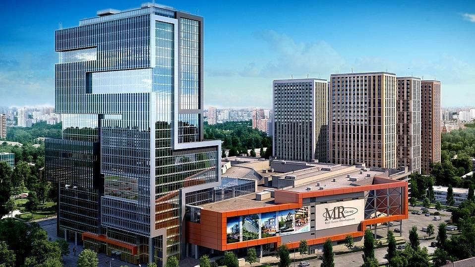 Ипотека в 10,9% годовых стартует в проектах компании MR Group