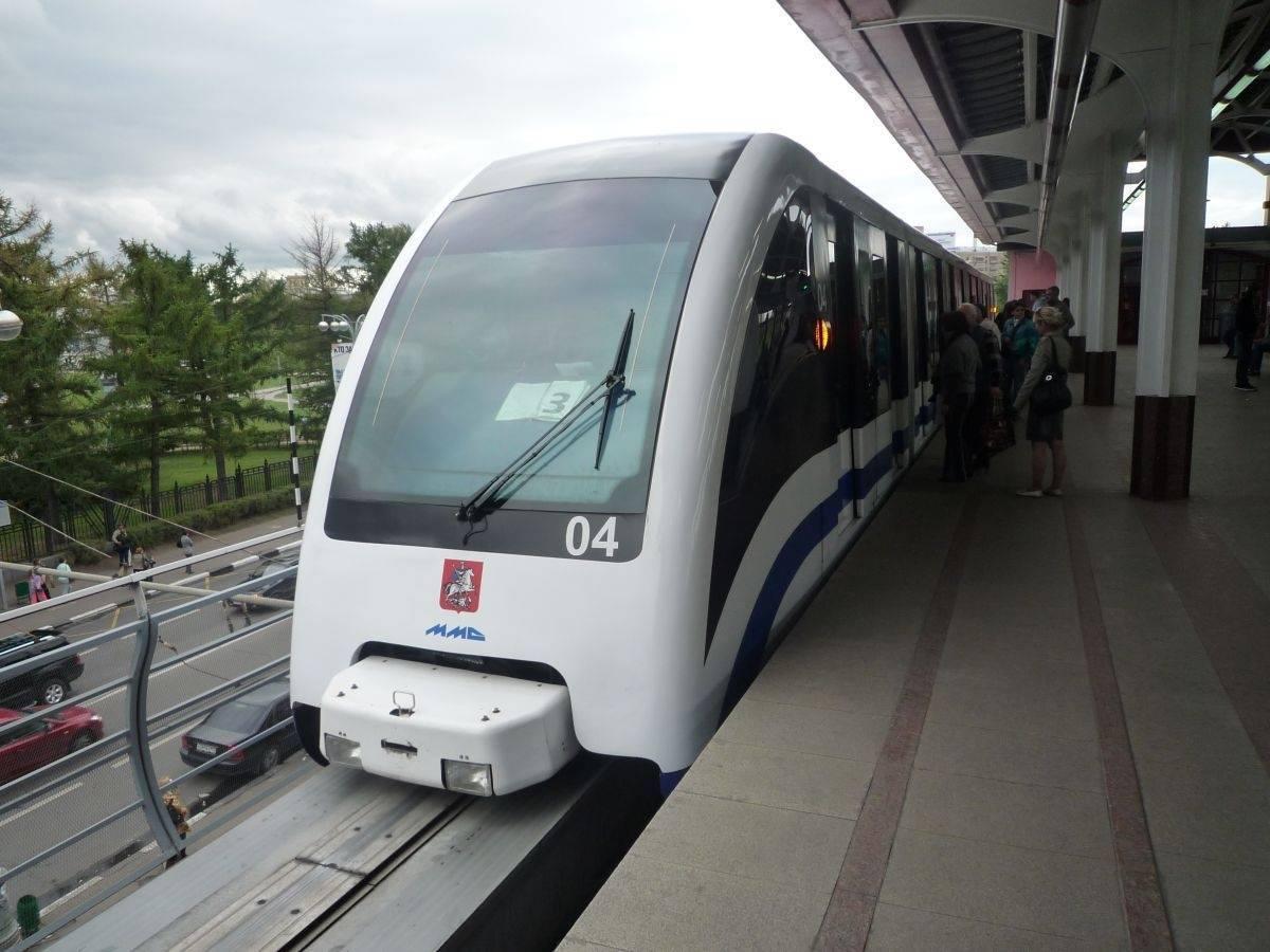 Назван срок начала строительства первого участка легкого метро вПодмосковье