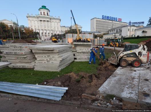Ведущие эксперты рынка недвижимости высказались о приостановке строительства в центре столицы