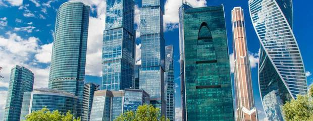 Треть «Москва-Сити» заняли иностранцы - Фото