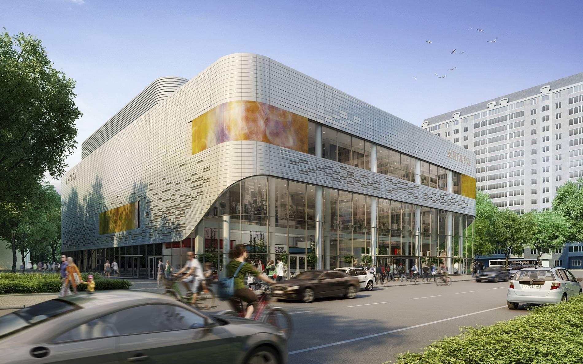 ADG реконструирует 39 кинотеатров всмарт-центры