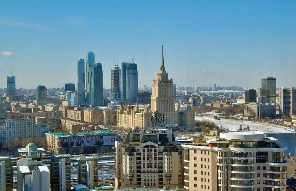 Названа цена самого недорогого метра жилья в«Москва-Сити»