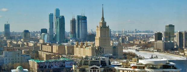 На последнем участке в «Москва-Сити» появится Neva Towers - Фото