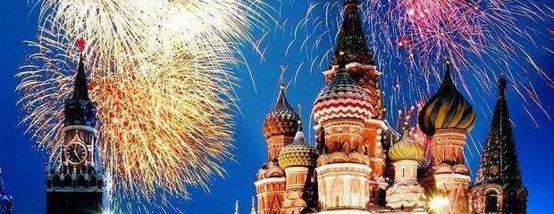 Москву к Новому году украсят изображениями огненного петуха - Фото