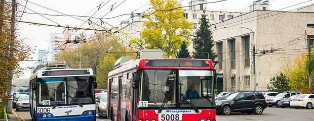 На Садовое кольцо возвращаются троллейбусы - Фото