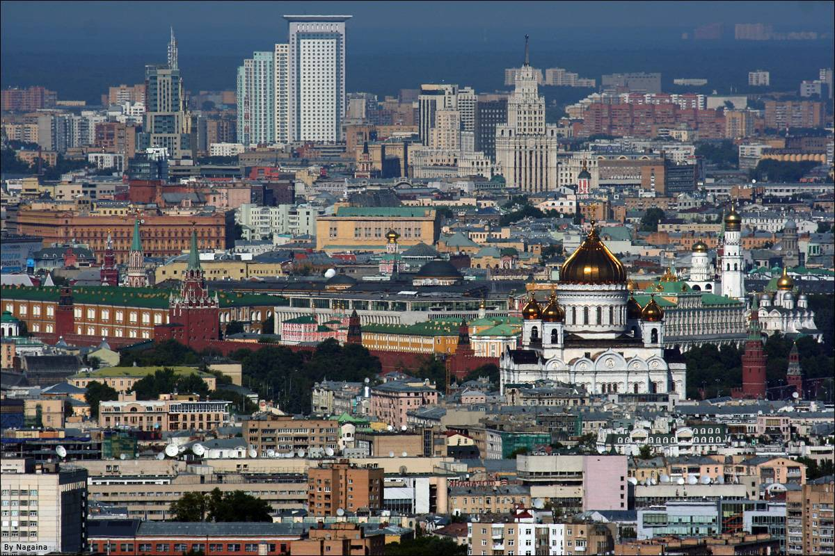 В новейшей столице России три улицы назовут вчесть русских святых