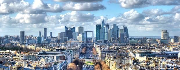 В Париже построят небоскреб с офисами под открытым небом - Фото