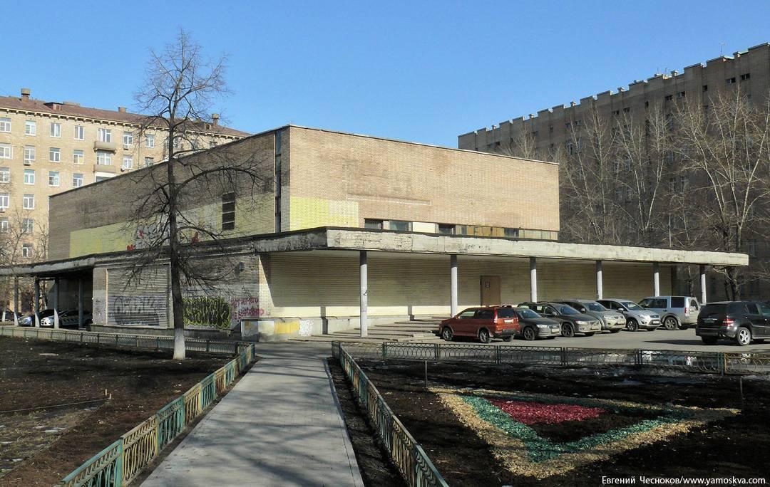 Многофункциональный комплекс планируют построить наместе заброшенного кинотеатра «Правда»