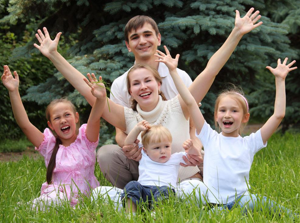 Совет Федерации одобрил закон о выделении земли многодетным семьям
