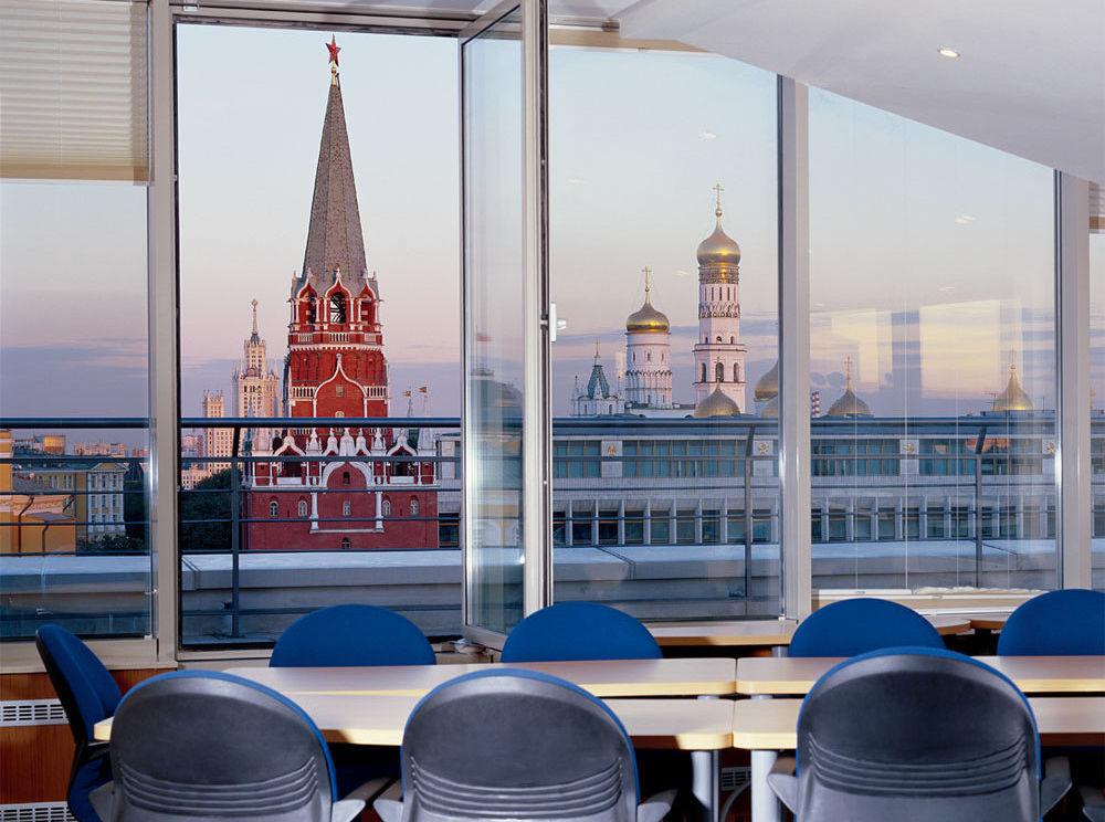 Ставки аренды на офисы в Москве стремятся вверх