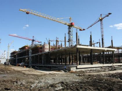 Росстат: Объемы строительства жилья в РФ упали за 9 месяцев на 5,5%
