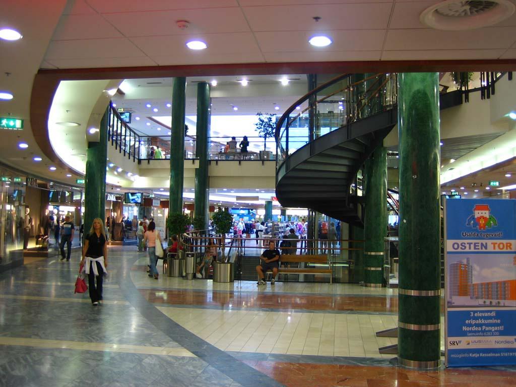 Арендные ставки в торговых центрах России увеличились в среднем  на 10-30%