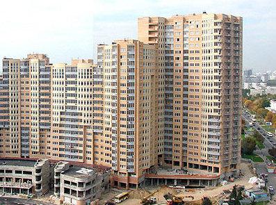 Больше всего жилья в России за прошлый год построили в Московской области