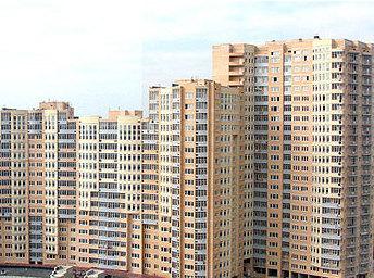 Большинство новостроек в Москве относится к объектам бизнес-класса