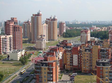 «Города в городах» все более популярны среди покупателей