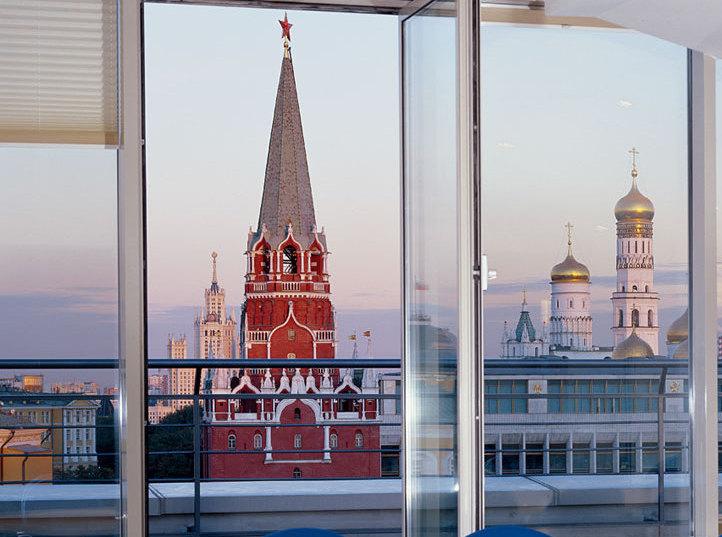 Москва стала второй среди городов Европы по объему поглощения офисных площадей