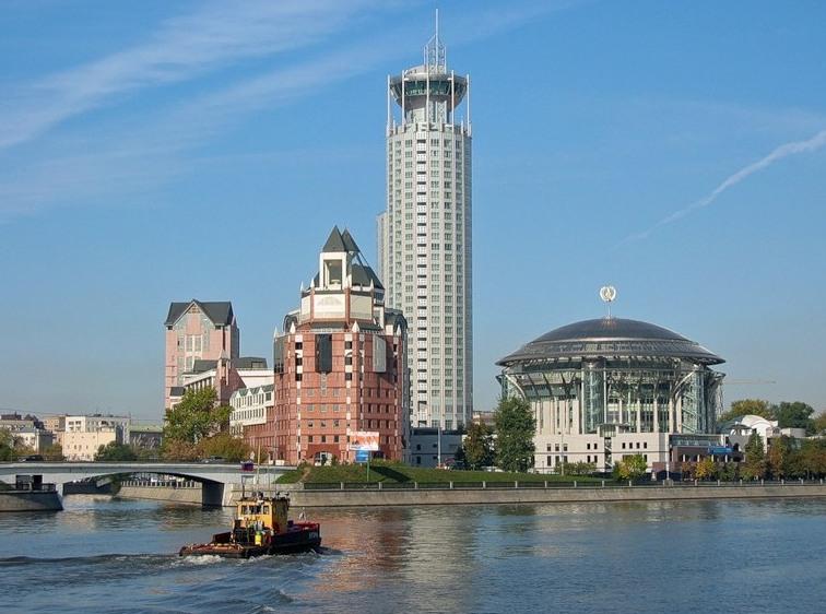 CBRE: Объем инвестиций в московскую недвижимость резко вырос