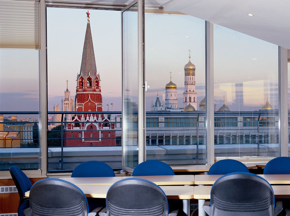 Рынок офисной недвижимости столицы вышел на новый этап развития
