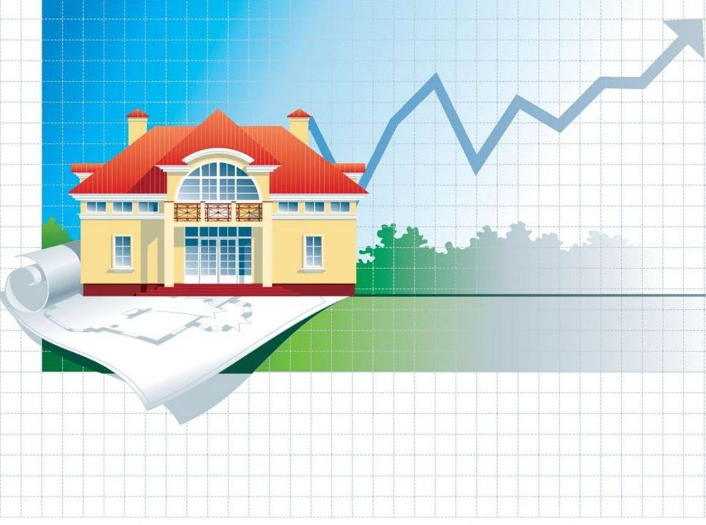 Росстат: Объем ввода жилья в России в январе-июле вырос почти на 4%