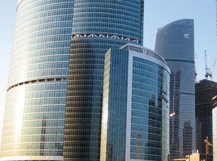 Офисных свободных помещений в Москве становится все меньше