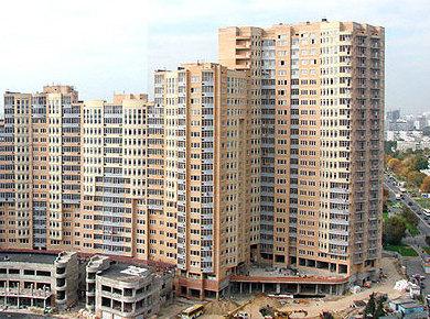 На конец ноября 2012 года в старых границах Москвы насчитывалось 25 проектов комфорт и экономкласса
