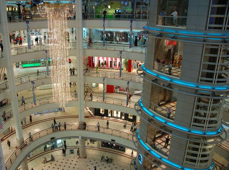 Торговых центров в Подмосковье стало значительно больше, чем в Москве