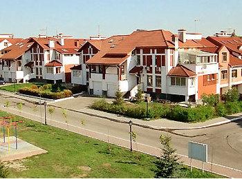 Строительство малоэтажного жилья в Новой Москве растет