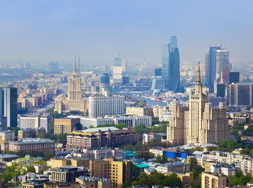 Москва вошла в топ мировых столиц по объему инвестиций в недвижимость