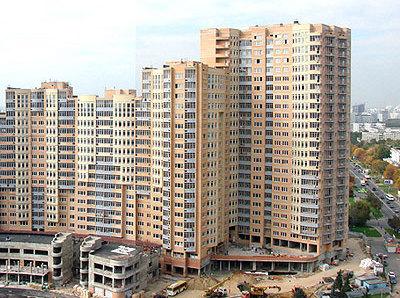Цены на квартиры в новостройках Подмосковья за три месяца этого года выросли на 2%