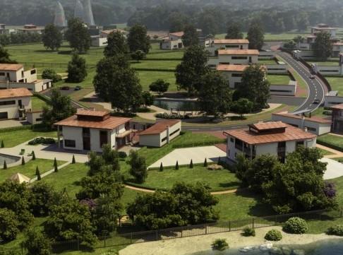 Спрос на загородные дома превысил предложение в 2,5 раза
