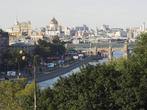 Самой популярной элитной недижимостью являются квартиры с видом на набережную Москвы-реки