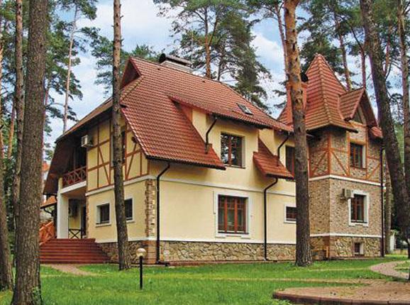 Количество сделок по покупке элитных загородных домов у леса и воды выросло