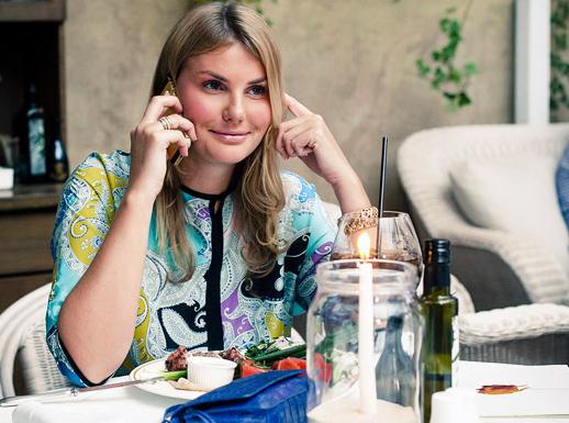 Певица и модель Ирсон Кудикова переехала на Рублевку
