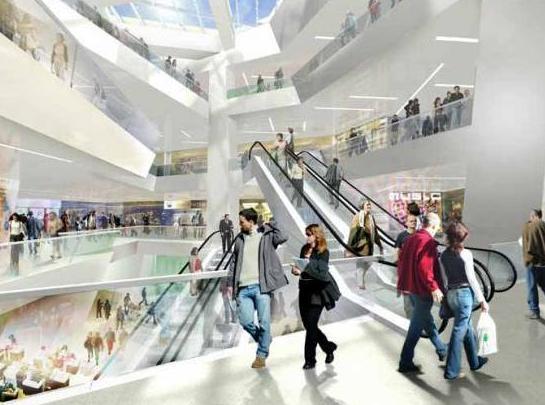 Москва вошла в мировую десятку по ценам на торговую аренду