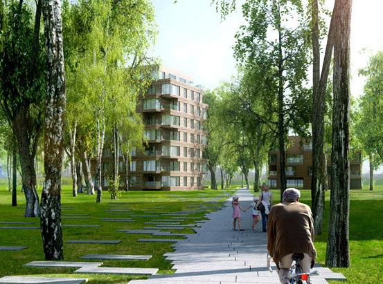 В жилом комплексе «Парк Рублево» действует  «красивая» ипотека от Сбербанка